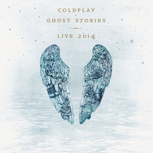 COLDPLAY - GHOST STORIES LIVE-CD+DVDLIVE 2014