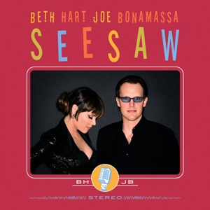 HART, BETH & JOE BONAMASS - SEESAW -CD+DVD/LTD-