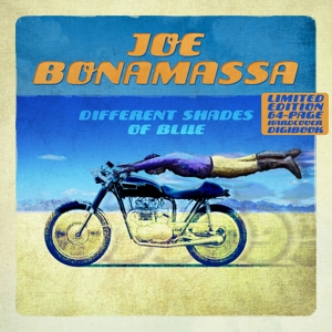 BONAMASSA, JOE - DIFFERENT SHADES.. -DIGI-