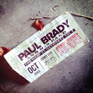 BRADY, PAUL - VICAR ST. SESSIONS VOL.1
