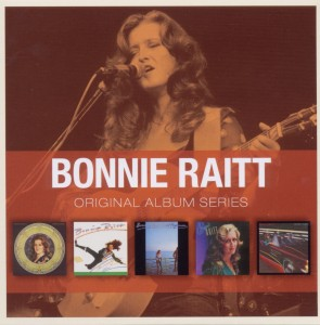 RAITT, BONNIE - ORIGINAL ALBUM SERIES