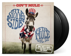 GOV'T MULE - STONED SIDE OF THE MULE 1 & 2