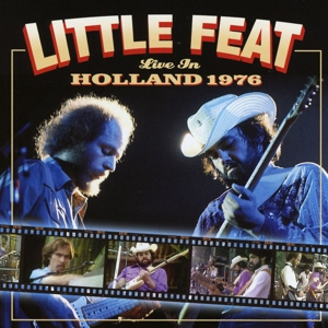 LITTLE FEAT - LIVE IN HOLLAND -CD+DVD-