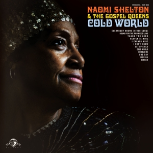 SHELTON, NAOMI AND THE GO - COLD WORLD
