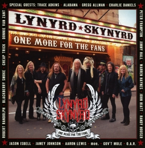LYNYRD SKYNYRD .=V/A= - ONE MORE FOR THE FANS!