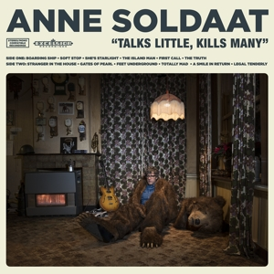 SOLDAAT, ANNE - TALKS LITTLE, KILLS MANY