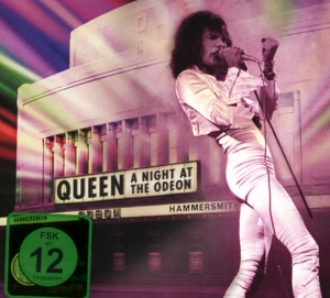 QUEEN - A NIGHT AT THE ODEON (DELUXE EDITIO