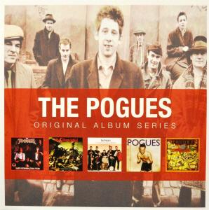 POGUES - ORIGINAL ALBUM SERIES