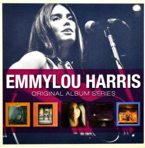 HARRIS, EMMYLOU - ORIGINAL ALBUM SERIES