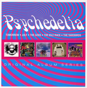 VARIOUS - ORIGINAL ALBUM SERIES - PSYCHEDELIA