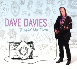 DAVIES, DAVE - RIPPIN' UP TIME