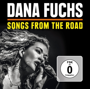 FUCHS, DANA - SONGS FROM THE ROAD -CD+DVD-