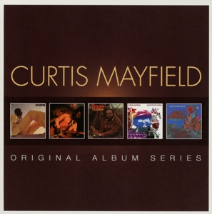 MAYFIELD, CURTIS - ORIGINAL ALBUM SERIES