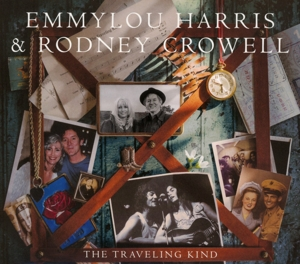 HARRIS, EMMYLOU & RODNEY - TRAVELING KIND