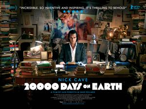 CAVE, NICK - 20.000 DAYS ON EARTH