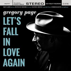PAGE, GREGORY - LET'S FALL IN LOVE AGAIN