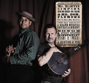 SIMPSON, MARTIN & DOM FLEMONS - EVER POPULAR FAVOURITES