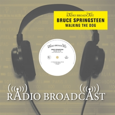 SPRINGSTEEN, BRUCE - WALKING THE DOG (GEORGETOWN UNIVERS