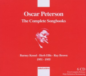 PETERSON, OSCAR - COMPLETE SONGBOOKS =BOX=