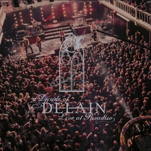 DELAIN - A DECADE OF DELAIN - LIVE AT THE PA