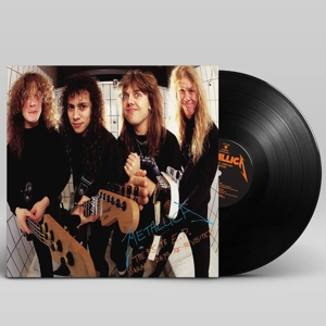 METALLICA - THE $5.98 E.P.-GARAGE DAYS RE-VISIT (ZWART VINYL)