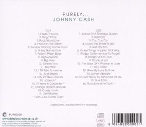 CASH, JOHNNY - PURELY