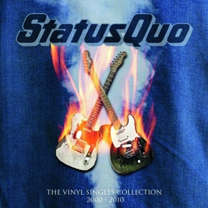 STATUS QUO - THE VINYL SINGLES COLLECTION  00S