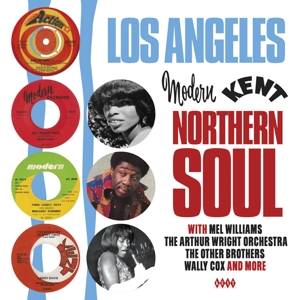 VARIOUS - LOS ANGELES MODERN KENT NORTHERN SOUL