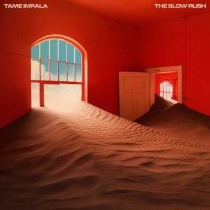 TAME IMPALA - THE SLOW RUSH -FOREST GREEN-