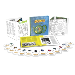 GONG - LOVE FROM PLANET GONG -BOX SET-