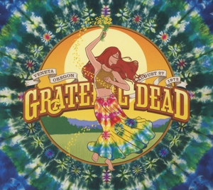GRATEFUL DEAD - SUNSHINE DAYDREAM-CD+DVD-