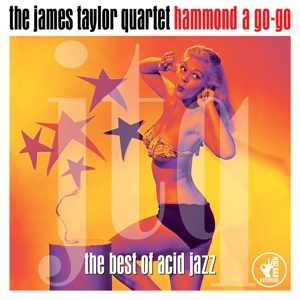 TAYLOR, JAMES - BEST OF ACID JAZZ