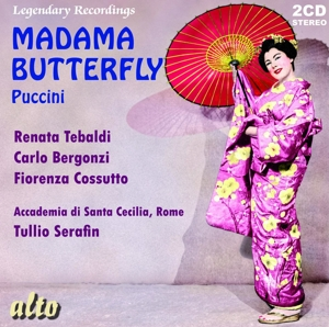 PUCCINI, G - MADAMA BUTTERFLY