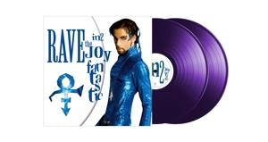 PRINCE - RAVE IN2 THE JOY FANTASTIC / PURPLE -LTD-