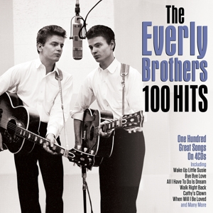 EVERLY BROTHERS - 100 HITS
