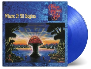ALLMAN BROTHERS BAND - WHERE IT ALL BEGINS-CLRD-
