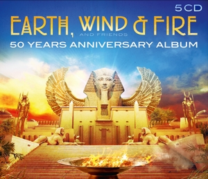 EARTH, WIND & FIRE - 50 YEARS ANNIVERSARY..
