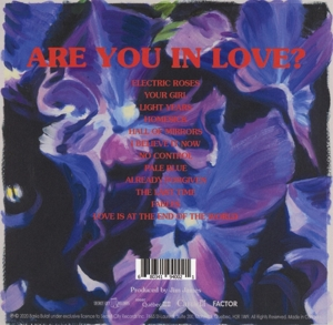 BULAT, BASIA - ARE YOU IN LOVE?