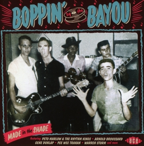 VARIOUS - BOPPIN' BY THE BAYOU -..