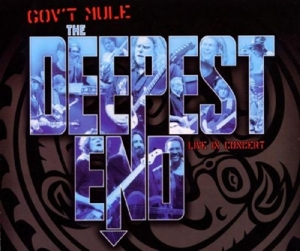 GOV'T MULE - DEEPEST END + DVD