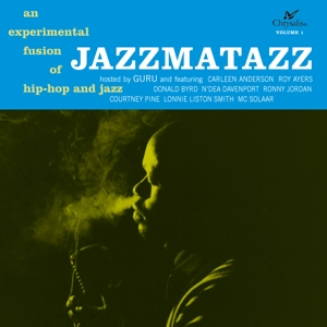 GURU - JAZZMATAZZ -COLOURED-