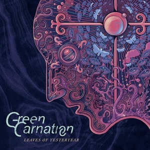 GREEN CARNATION - LEAVES OF YESTERYEAR -DIGI-
