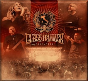 GLASS HAMMER - MOSTLY LIVE IN ITALY -DIGI-