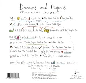 MCLORIN SALVANT, CECILE - DREAMS AND DAGGERS -DIGI-