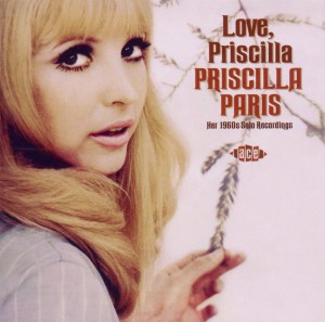 PARIS, PRISCILLA - LOVE PRISCILLA