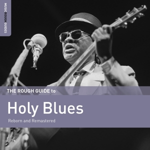VARIOUS - HOLY BLUES. THE ROUGH GUIDE