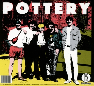 POTTERY - WELCOME TO BOBBYS MOTEL