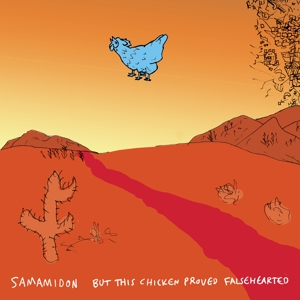 AMIDON, SAM - BUT THIS CHICKEN PROVED FALSE