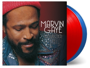 GAYE, MARVIN - COLLECTED -COLOURED-