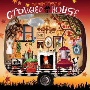 CROWDED HOUSE - FULL HOUSE-BEST OF CROWDED HOUSE